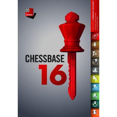 ChessBase 16 - Upgrade from CB 15