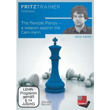 Nico Zwirs: The flexible Panov – a weapon against the Caro-Kann
