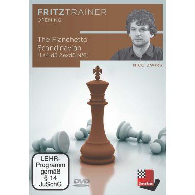 Nico Zwirs: The Fianchetto Scandinavian (1.e4 d5 2.exd5 Nf6)