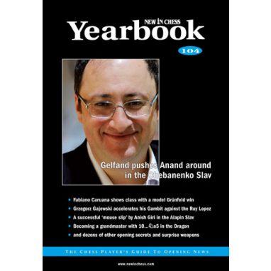Yearbook 104 hardcover