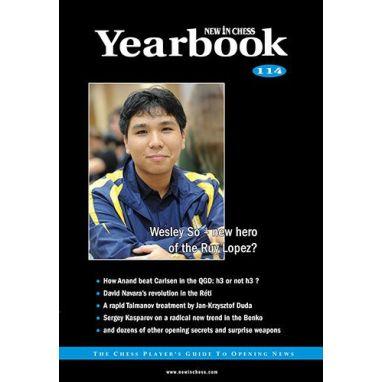 Yearbook 114 hardcover