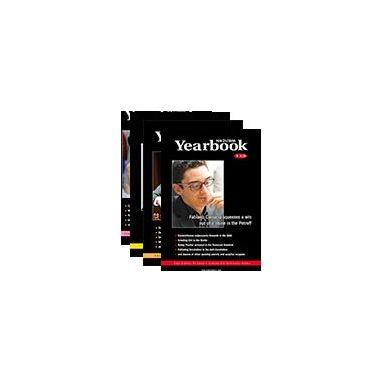 2014 - Yearbooks 110-113