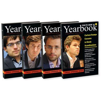 2016 - Yearbooks 118-121 Hardcover