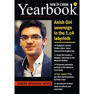 Yearbook 126 hardcover