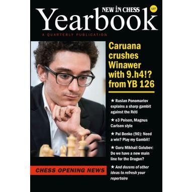 Yearbook 127 hardcover