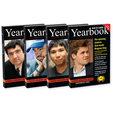 2017 - Yearbooks 122-125 Hardcover