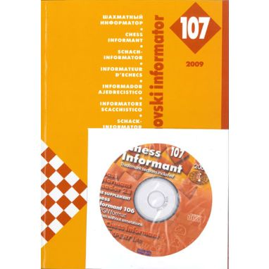 Chess Informant 107 (book + CD)