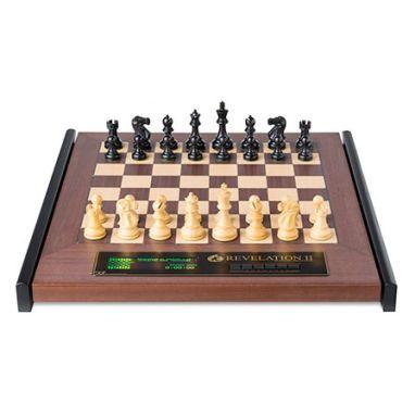 Revelation II + Classic Chess Pieces