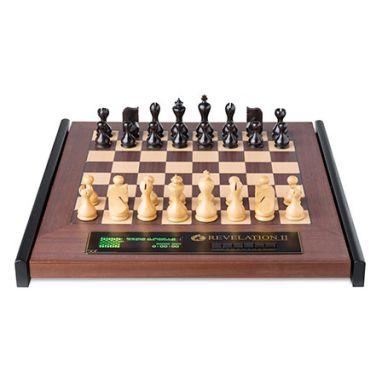 Revelation II + Venus Chess Pieces