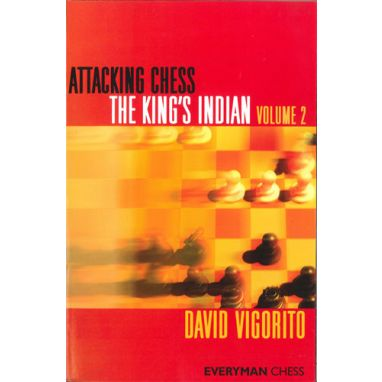 Attacking Chess: The King's Indian - Vol. 2