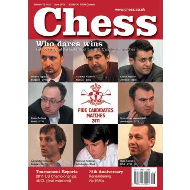 Chess Magazine - June 2011
