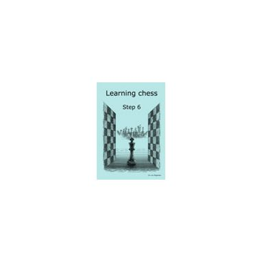 Learning Chess Workbook Step 6
