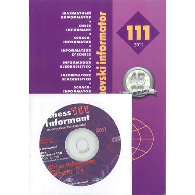 Chess Informant 111 Book + CD