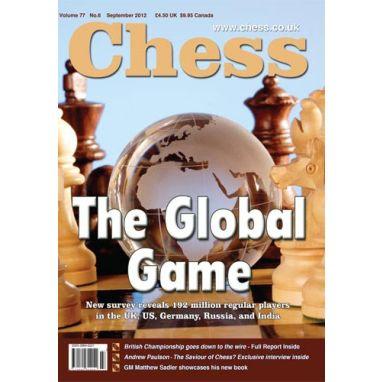 Chess Magazine - September 2012