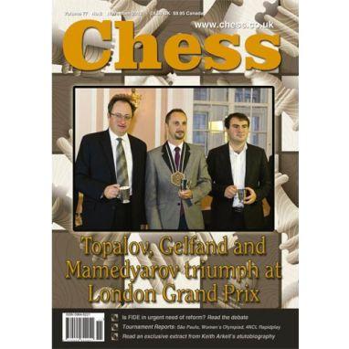 Chess Magazine - November 2012