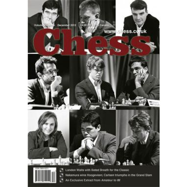 Chess Magazine - December 2012