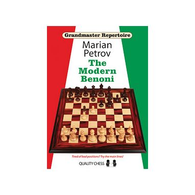 Grandmaster Repertoire 12 - The Modern Benoni
