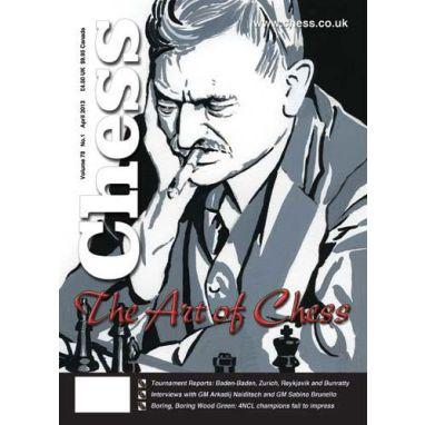 Chess Magazine - April 2013