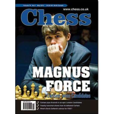 Chess Magazine - May 2013