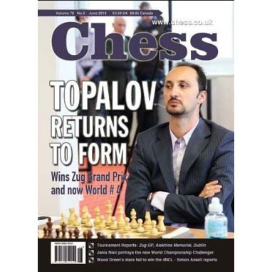 Chess Magazine - June 2013