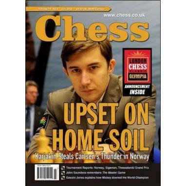 Chess Magazine - July 2013