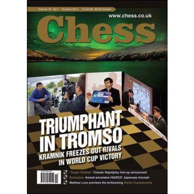 Chess Magazine - October 2013