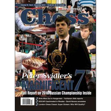 Chess Magazine - December 2013