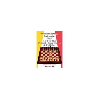 GM Rep. 1.e4 vs The French, Caro-Kann & Philidor