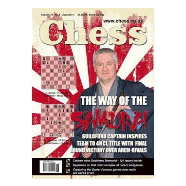 Chess Magazine - June 2014