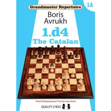 Grandmaster Repertoire 1A - The Catalan