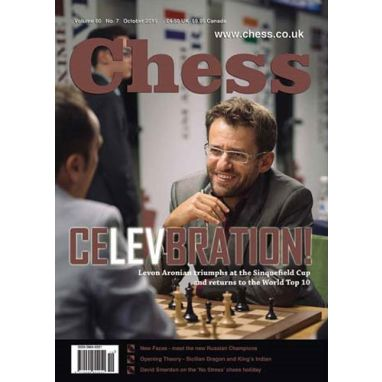 Chess Magazine - October 2015