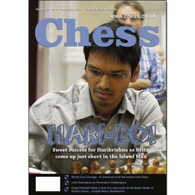 Chess Magazine - November 2015