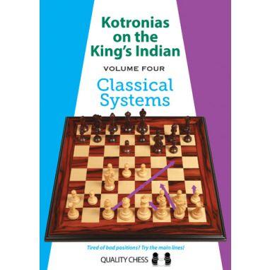 Kotronias on the King's Indian - Volume 4