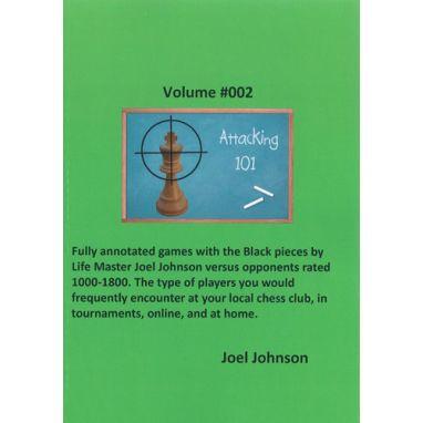 Attacking 101 Volume #002