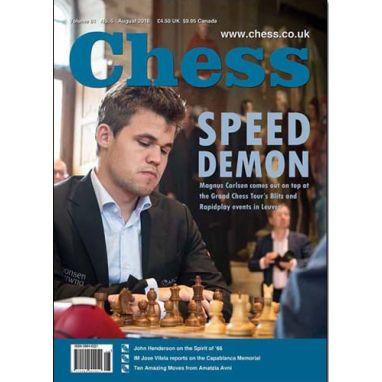 Chess Magazine - August 2016