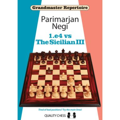 GM Repertoire 1.e4 vs The Sicilian III