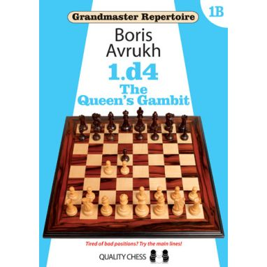 Grandmaster Repertoire 1.d4 - The Queen's Gambit 1B
