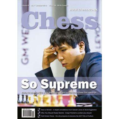Chess Magazine - October 2016