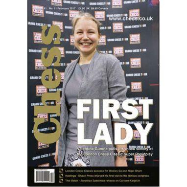Chess Magazine - February 2017
