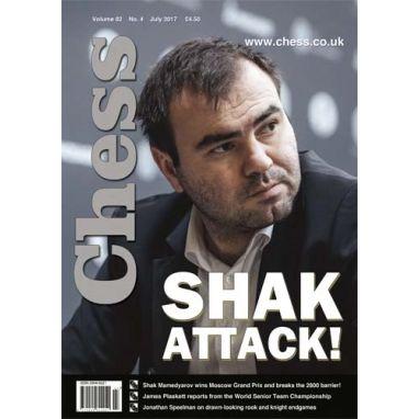 Chess Magazine - July 2017