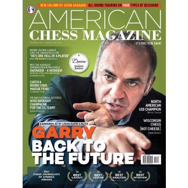 American Chess Magazine no. 4
