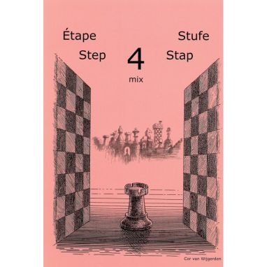 Learning Chess Workbook Step 4 Mix