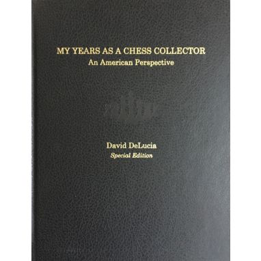 My Years as a Chess Collector