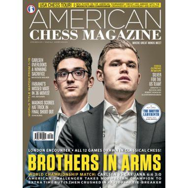 American Chess Magazine no. 9