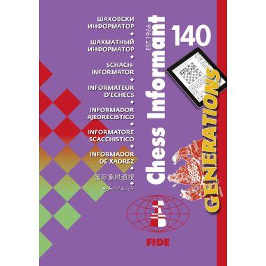 Chess Informant 140