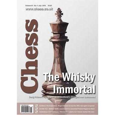 Chess Magazine July 2019