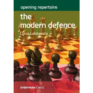 Opening Repertoire: The Modern Defence