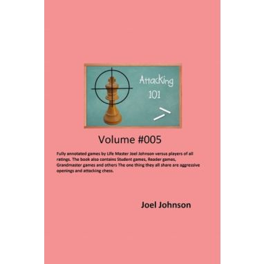 Attacking 101 Volume #005