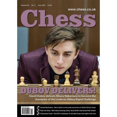 Chess Magazine July 2020