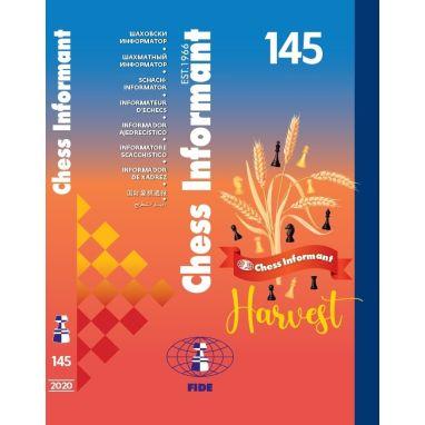 Chess Informant 145 (Book + CD)